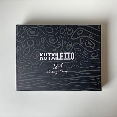 caja envoltura de kutxiletto